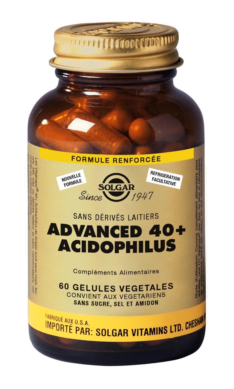 l'efficacité d'Acidophilus pour l'Acné