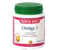 OMEGA 3 RICHE EN DHA SUPER DIET
